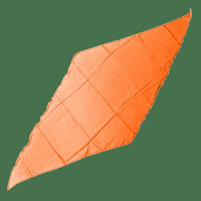 "Diamond Cut Silk 36"" (Orange) - magic"