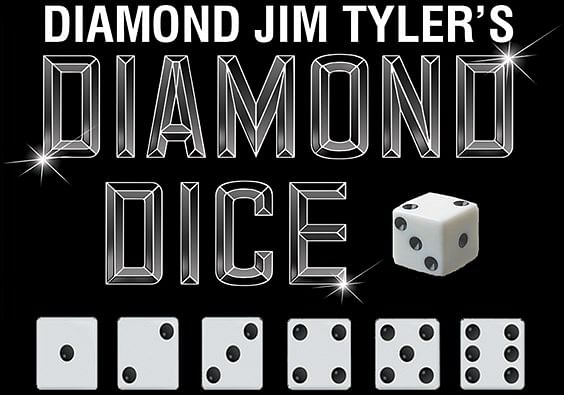 Diamond Dice Set