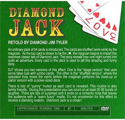 Diamond Jack - magic