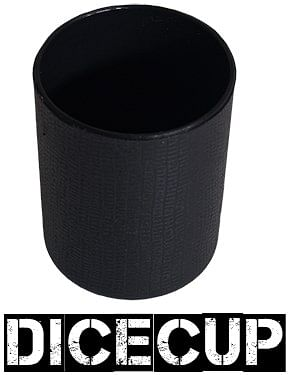 Dice Cup  Dice Stacking - magic