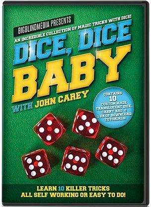 Dice, Dice Baby with John Carey - magic