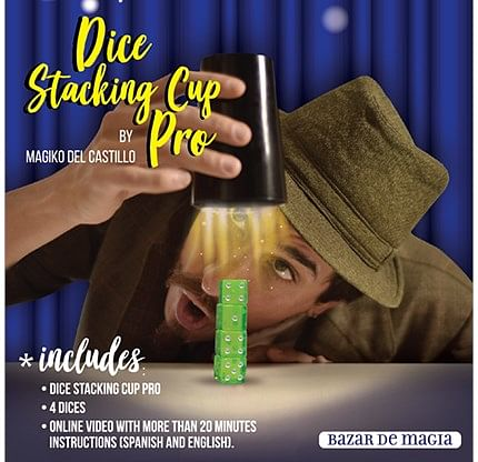 Dice Stacking Cup Pro - magic
