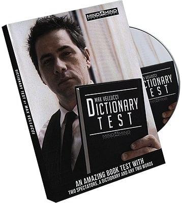 Dictionary Test - magic