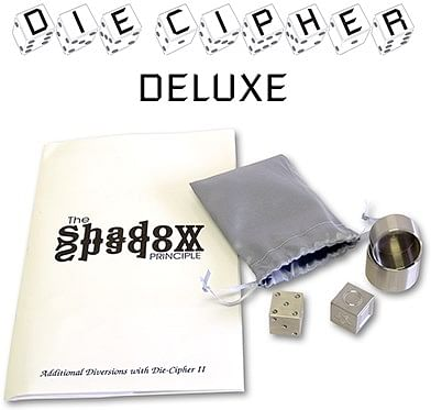 Die Cipher Deluxe Set - magic