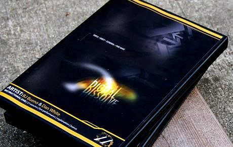 Digital Dissolve - magic