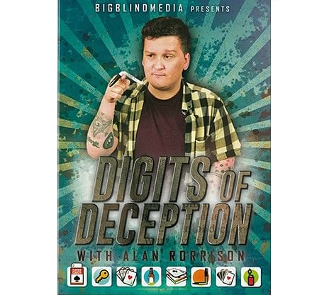 Digits of Deception with Alan Rorrison - magic