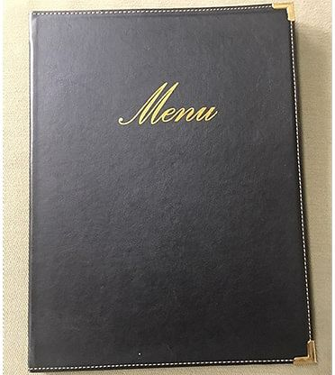 Dining Out! The Menu Trick
