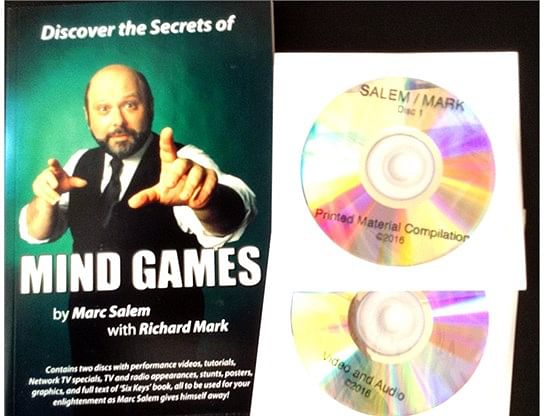 Discover the Secrets of MIND GAMES - magic