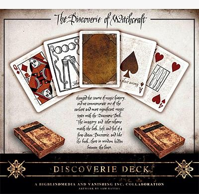 Discoverie Deck - magic