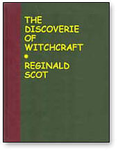 Discoverie of Witchcraft - magic