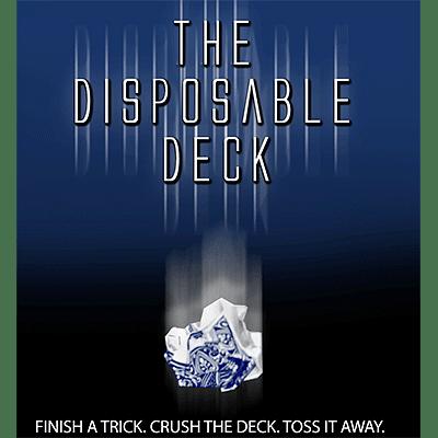 Disposable Deck 2.0 - magic