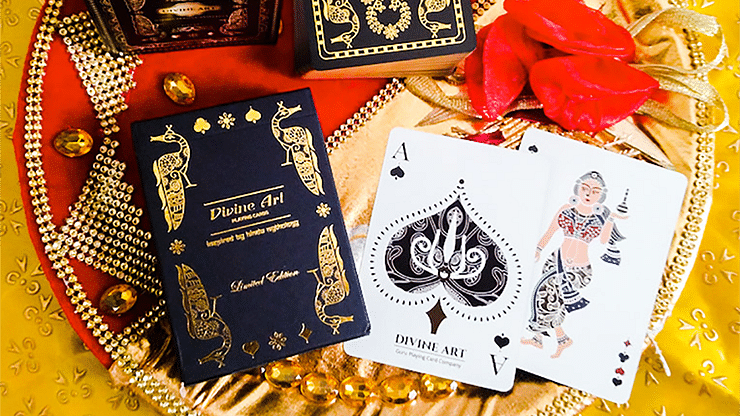 Divine Art Playing Cards - magic