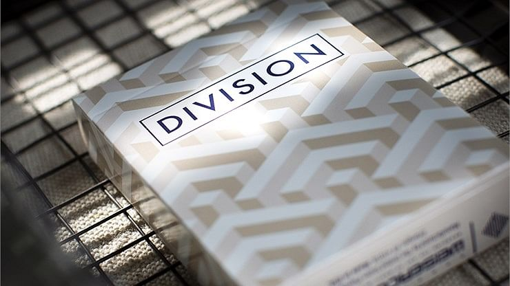 Division Playing Cards - magic