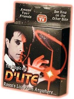 D'Lite Red (Jumbo) - magic