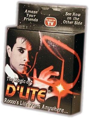 D'Lite White - magic