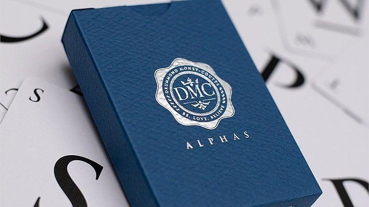 DMC ALPHAS Deck - magic