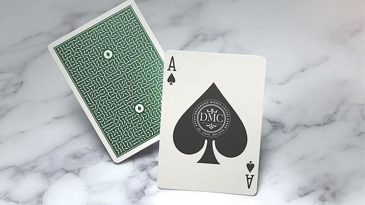 DMC Elites Marked Playing Cards