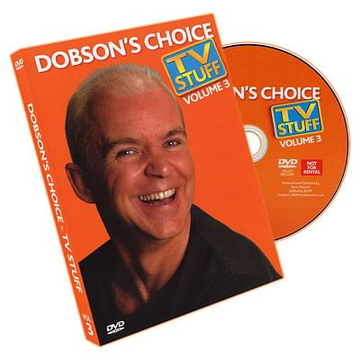 Dobson's Choice TV Stuff Volume 3 - magic