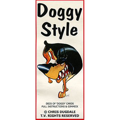 Doggie Style - trick - magic