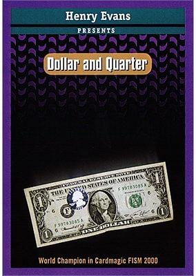 Dollar and Quarter - magic