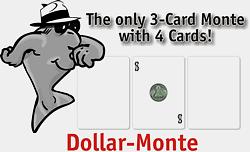 Dollar Monte - magic