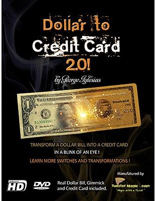 Dollar to Credit Card 2.0 - magic