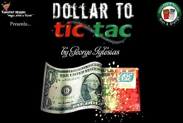 Dollar to Tic Tac - magic