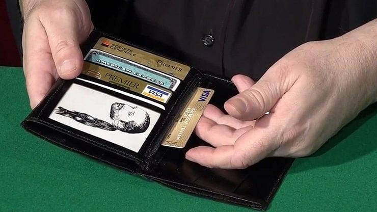 Dominique Duvivier presents: Duvivier Wallet