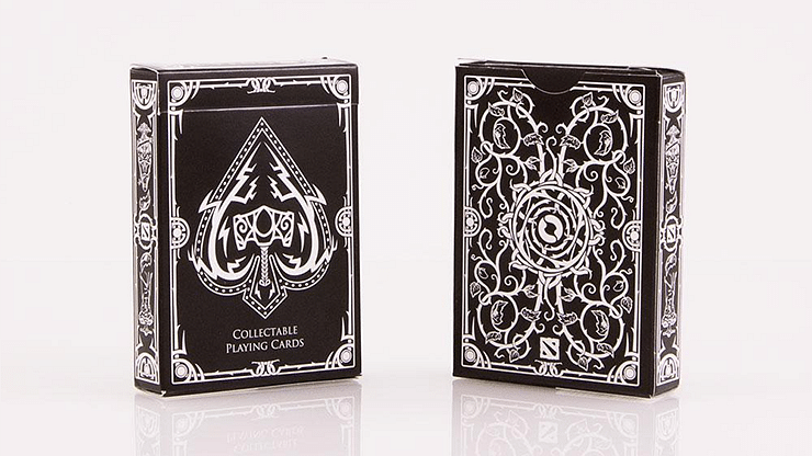 DoTA Series 2 Playing Cards (Green) - magic