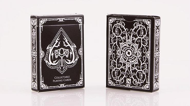 DOTA Series 2 Playing Cards (Green) - magic