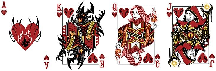 DotA 2 Playing Cards (Series 1)