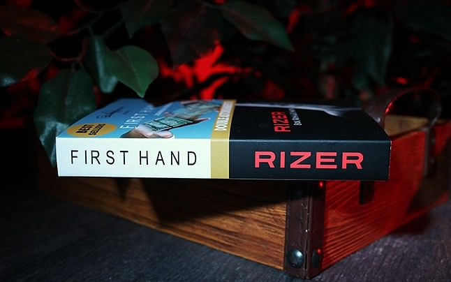 Double Astonishments - Rizer and First Hand