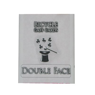 Bicycle Double Face Playing Cards - magic