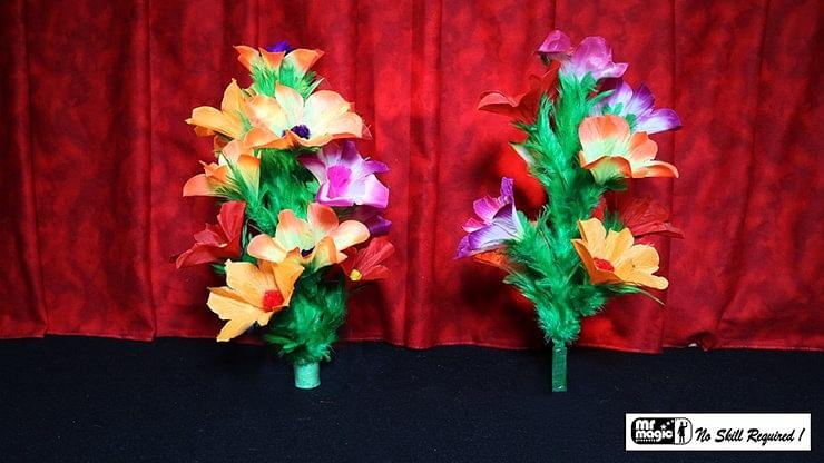 Double Flower Bouquet - magic