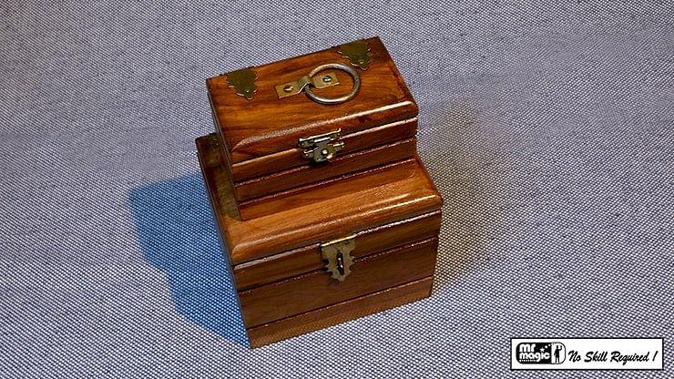 Double Locked Mystery Box