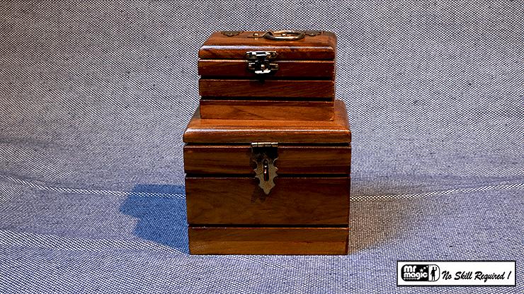 Double Locked Mystery Box - magic