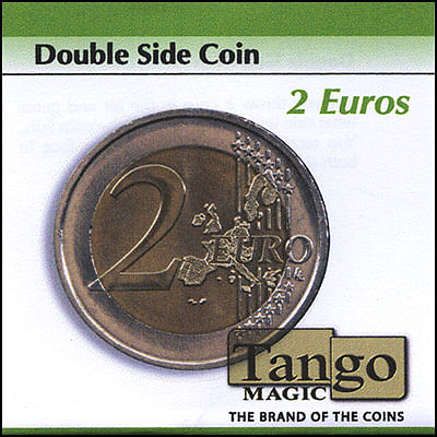Double Sided - 2 Euros - magic