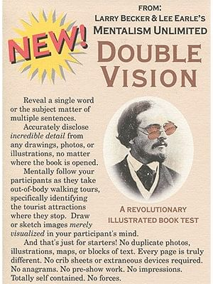 Double Vision - magic