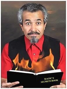 Dove and Fire Book - magic