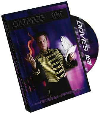 Doves 101 Andy Amyx - magic