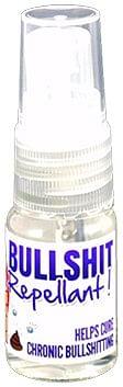 Dr Bull's Patented Bullshit Repellent