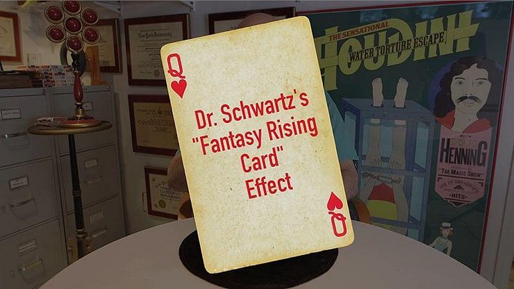 Dr. Schwartz's Fantasy Rising Card - magic