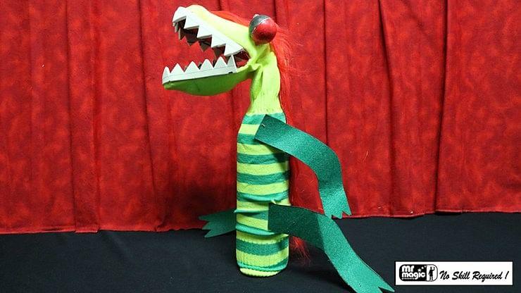 Dragon Puppet - magic