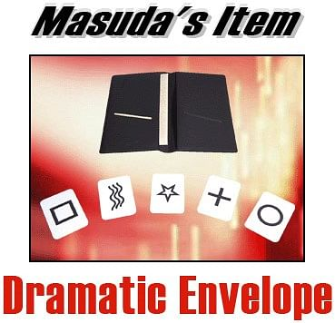 Dramatic Envelope - magic