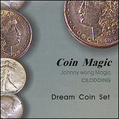 Dream Coin Set - magic