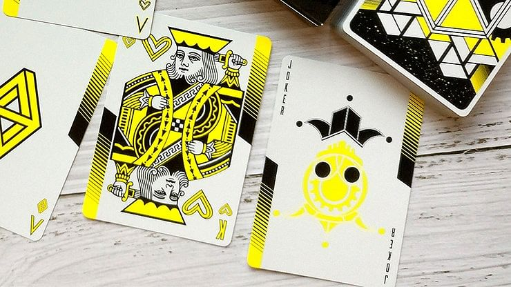Dream Recurrence: Exuberance Playing Cards