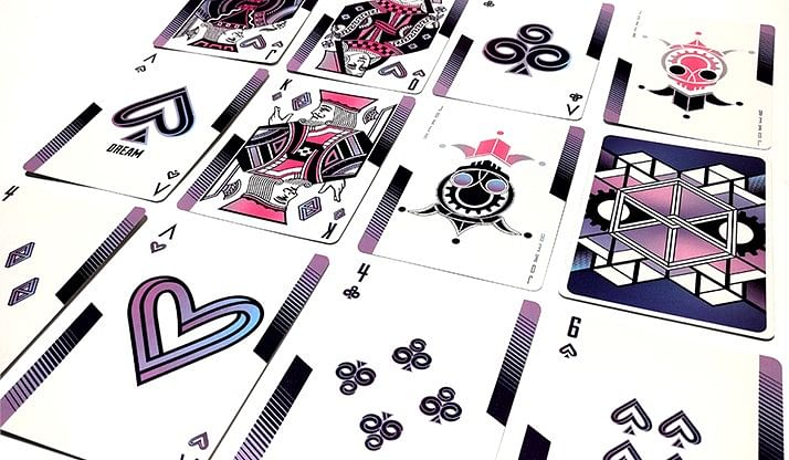 Dream Recurrence: Reverie Playing Cards