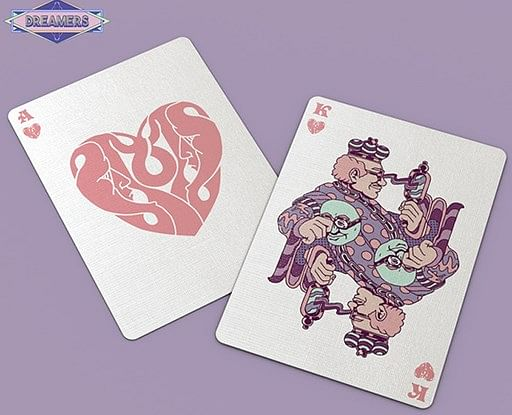 Dreamers Avatar Playing Cards (Deluxe Edition)