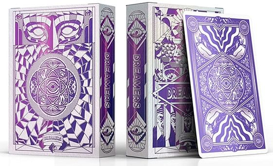 Dreamers Avatar  Playing Cards - magic