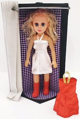 Dress Changing Doll - magic
